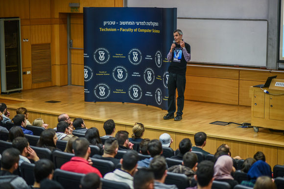 The 2017 Technion Open House at the Computer Science Department, photo 58