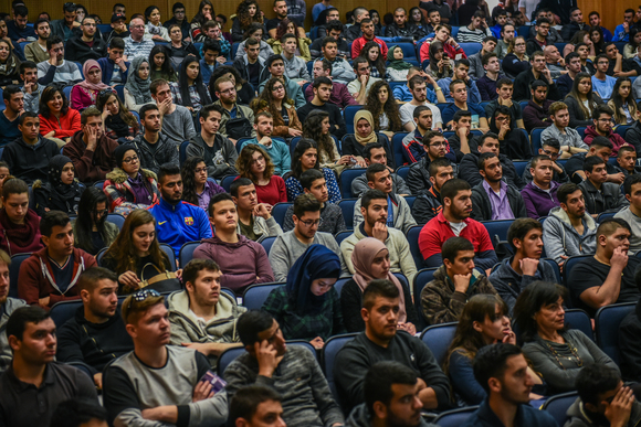 The 2017 Technion Open House at the Computer Science Department, photo 62