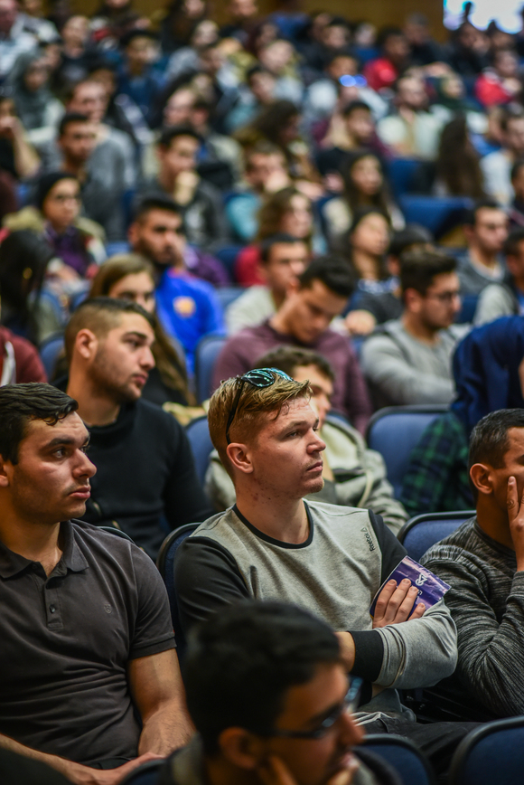 The 2017 Technion Open House at the Computer Science Department, photo 67