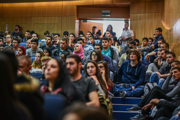 The 2017 Technion Open House at the Computer Science Department, photo 71