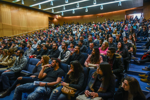The 2017 Technion Open House at the Computer Science Department, photo 72