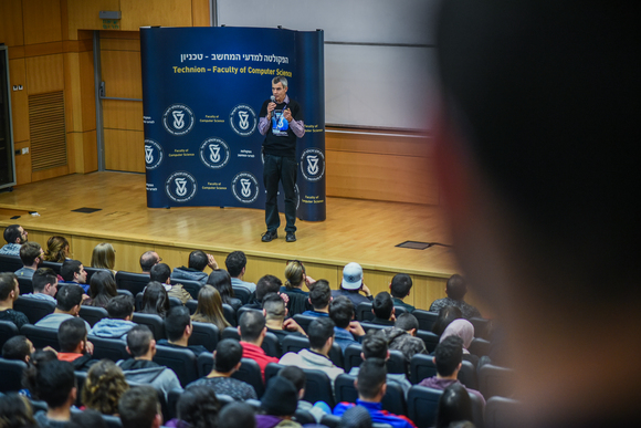 The 2017 Technion Open House at the Computer Science Department, photo 78