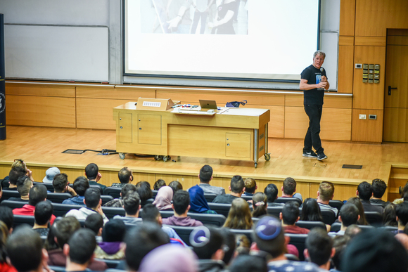 The 2017 Technion Open House at the Computer Science Department, photo 80