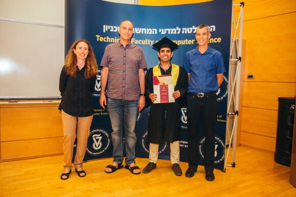 CS Magister Graduation Ceremony, 2017, photo 50