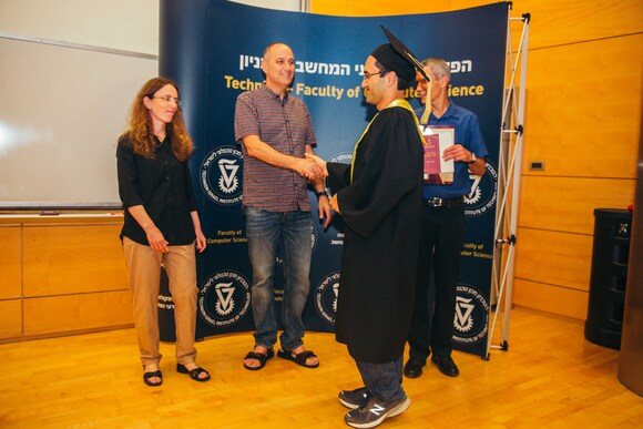 CS Magister Graduation Ceremony, 2017, photo 73