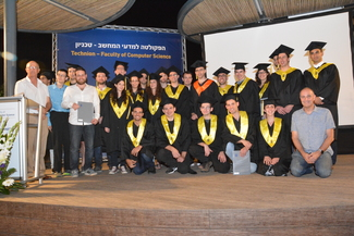 CS Magister Graduation Ceremony, 2018