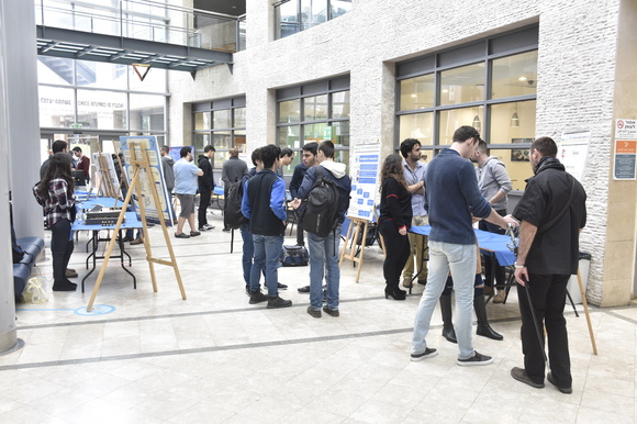 Project Fair in IoT and Android, photo 172