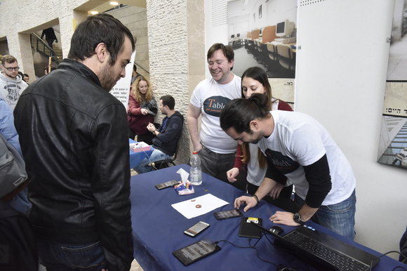 Project Fair in IoT and Android, photo 28