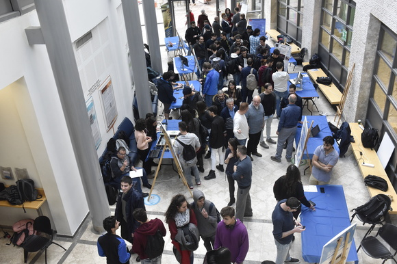 Project Fair in IoT and Android, photo 56
