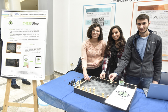 Project Fair in IoT and Android, photo 78