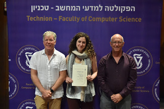 CS Dean Execellence And Programming Contests Winners