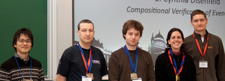 CS Student Wins First Place in the ACM Student Research Competition at Modularity-AOSD 2012