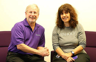 Yahoo's Chief Scientist Retiring, Israeli Yoelle Maarek Will Replace Him.