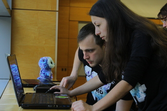 Interactive Owl Doll Developed at the Technion [CS] Hakaton