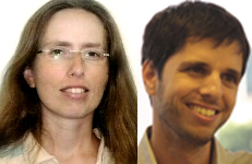 Prof. Miri Ben-Chen and Prof. Tomer Shlomi Win the ERC Grant